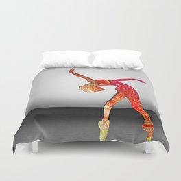 Move Dance Dance Class Dancer Ballet Gymnast Gymnastics Duvet Cover