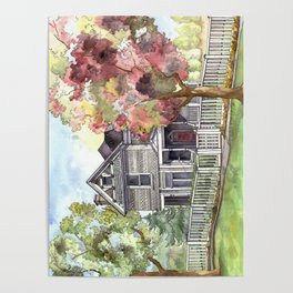 Springtime in the Country Poster