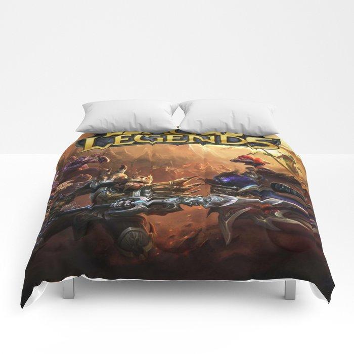 Battle Jungle Comforters