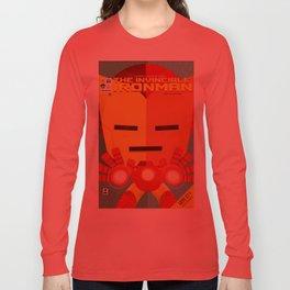 ironman fan art Long Sleeve T-shirt