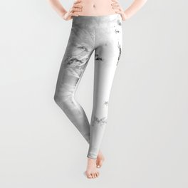forest girl Leggings