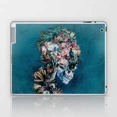 Floral Skull RP Laptop & iPad Skin