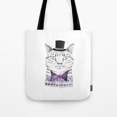 MR. CAT Tote Bag