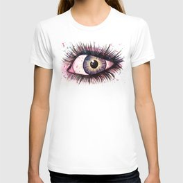 cosmic eye 2 T-shirt