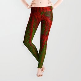 Cacti Abstract I Leggings