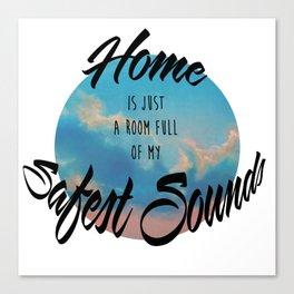 Troye Sivan - Talk Me Down Canvas Print