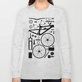 Enduro Mountain Bike Long Sleeve T-shirt