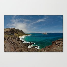 Makapuu Point Canvas Print