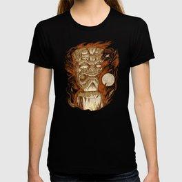 Tiki & Moon No.16 T-shirt