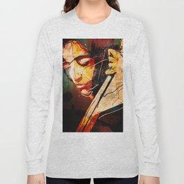 Esperanza Spalding Long Sleeve T-shirt