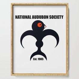 Audubon Society 1905 Serving Tray