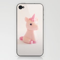 I See Pink Unicorns iPhone & iPod Skin