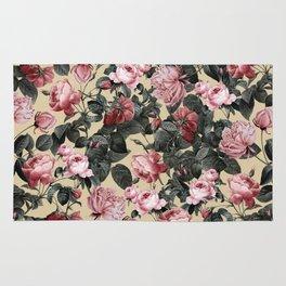 Spring roses Rug