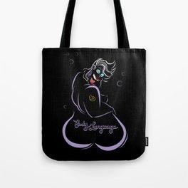 Body Language Tote Bag
