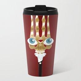 Victorian Granma Metal Travel Mug