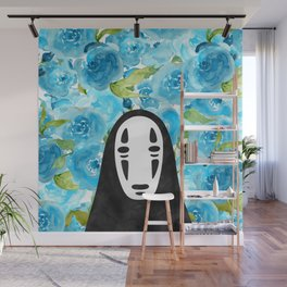 There's No Face Like Home Wall Mural