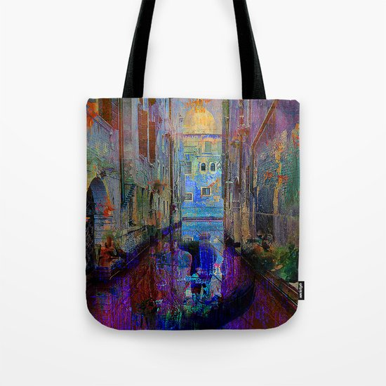The gondolier Tote Bag