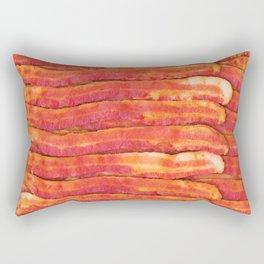 Jasper's Breakfast Rectangular Pillow