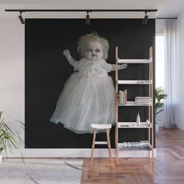 Zombie Doll. Wall Mural