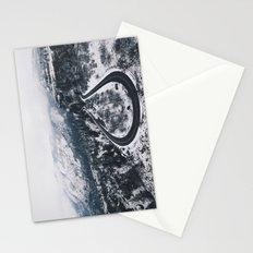 Rowena Crest Stationery Cards