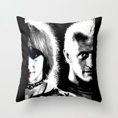 Blade Runner Nexus 6 Throw Pillow