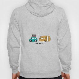 My way - travel with me Hoody