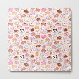 Mmm... Donuts! Metal Print