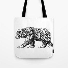 California Bear Tote Bag