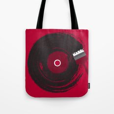 Art of Music (RED) Tote Bag