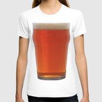 ale giorgini T-shirts featuring IPA - India Pale Ale  by Et Voilà