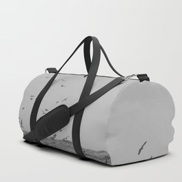 A perfect storm - Hampton Style Duffle Bag