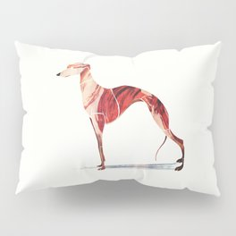 Whippet Pillow Sham