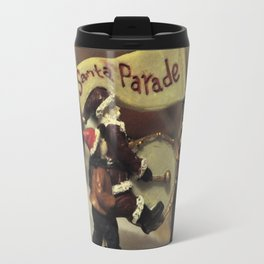 Santa Parade Travel Mug