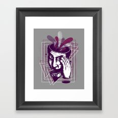 The Illusionist Framed Art Print
