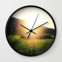SENSE OF HOPE Wall Clock