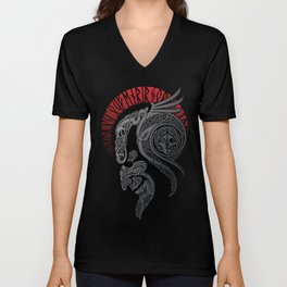 LOKI'S KIDS Unisex V-Neck