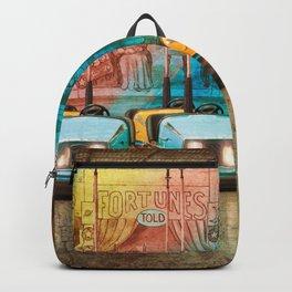 Bumper Cars Backpack