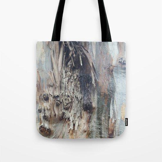 Colors of a Eucalyptus Tote Bag