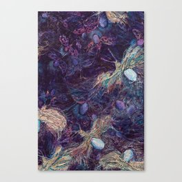 As They Teach Me How To Dance Canvas Print