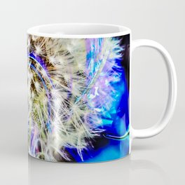 Abstract - Perfektion - Pusteblume Coffee Mug