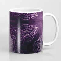meditation Mugs featuring Meditation by JG-DESIGN