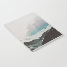 Moody Mountains Notebook