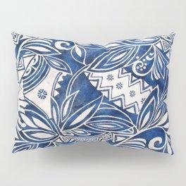 Hawaiian tribal pattern II Pillow Sham