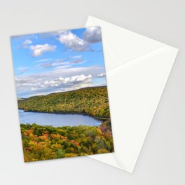 """Lake of the Clouds"" Stationery Cards"