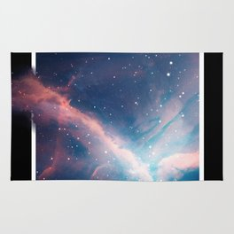 A WINDOW THROUGH SPACE Rug