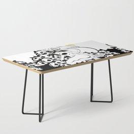 Inktober : Teeming Coffee Table