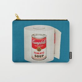 War Roll | Poop Art Carry-All Pouch