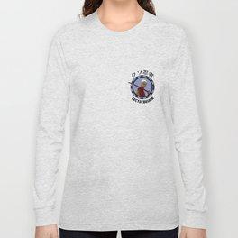 Black Ninja Long Sleeve T-shirt