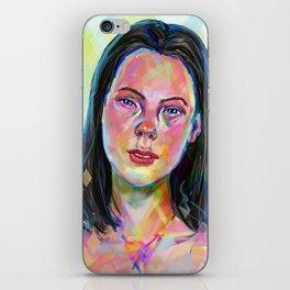Saint shape iPhone Skin