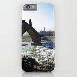 The Bridge - Italy iPhone Case